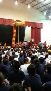 APSS CNY Celebration 2014