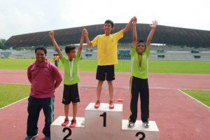 Sports Day (II)